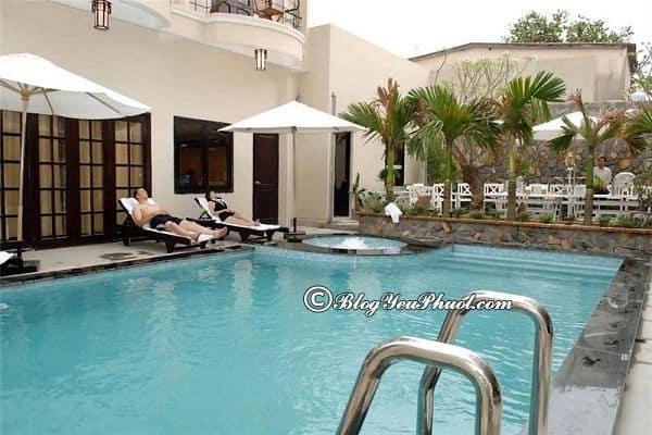 Có nên chọn khách sạn Sunriver Hotel Đà Nẵng khi du lich Đà Nẵng? Đánh giá chất lượng, tiện nghi, dịch vụ của khách sạn Sunriver Hotel Đà Nẵng