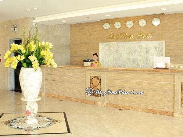 Hình ảnh khách sạn Sunriver Hotel Đà Nẵng: Có nên đặt phòng khách sạn Sunriver Hotel Đà Nẵng?