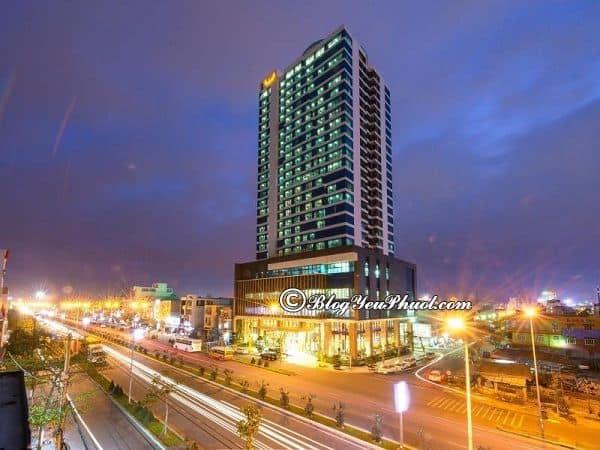 Khách sạn giá rẻ, phòng mới ở Đà Nẵng