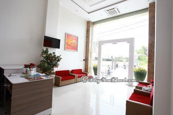 Khách sạn giá rẻ, phòng mới ở Đà Nẵng: Địa chỉ những khách sạn đẹp, tiện nghi, giá tốt ở Đà Nẵng