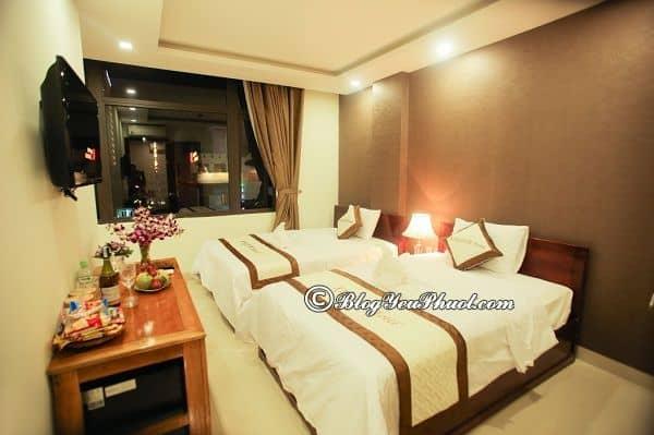 Khách sạn giá rẻ ở trung tâm Đà Nẵng: Nên lựa chọn khách sạn nào khi du lịch Đà Nẵng?