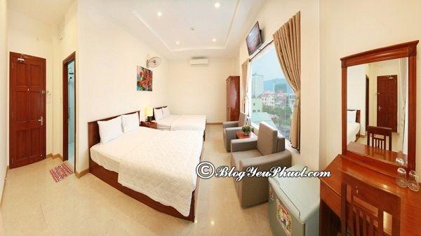 Khách sạn nào ở Đà Nẵng sạch sẽ, vị trí thuận lợi? Những khách sạn bình dân đẹp, được đánh giá cao ở Đà Nẵng