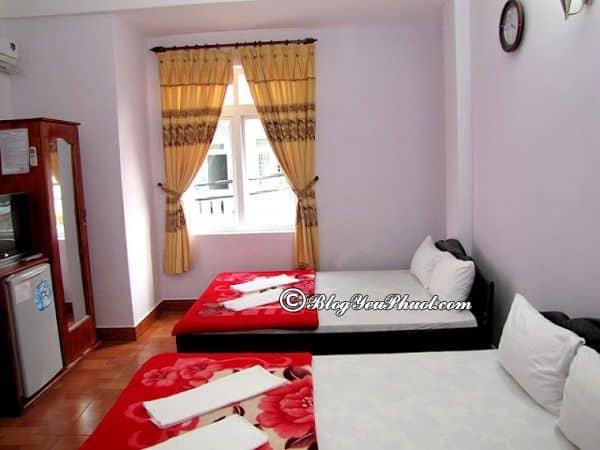 Khách sạn đẹp, rẻ ở Bãi Sau, Vũng Tàu: Những khách sạn nổi tiếng, sạch đẹp ở bãi Sau, Vũng Tàu