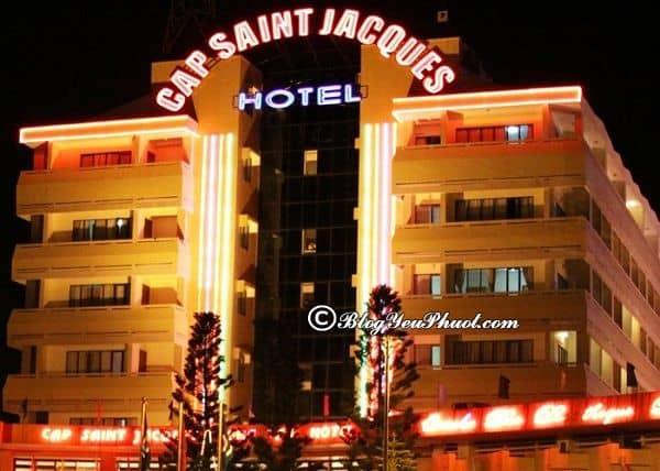 Khách sạn nào giá tốt trên đường Thùy Vân, Vũng Tàu? Những khách sạn đẹp, tiện nghi trên đường Thùy Vân, Vũng Tàu