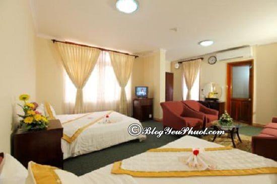 Địa chỉ những khách sạn nổi tiếng, giá rẻ trên đường Thùy Vân, Vũng Tàu: Khách sạn nào trên đường Thùy Vân, Vũng Tàu đẹp, nổi tiếng?