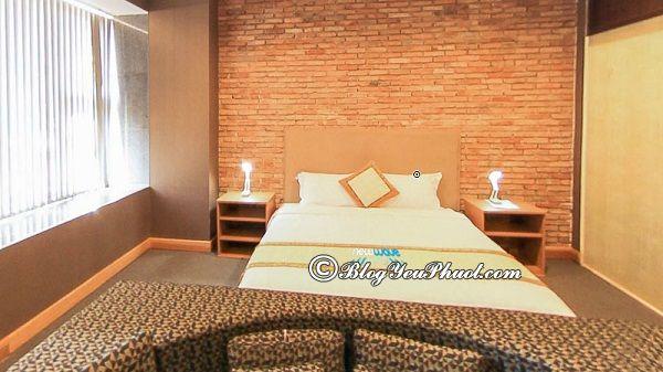 Địa chỉ những khách sạn nổi tiếng, giá rẻ trên đường Thùy Vân, Vũng Tàu: Du lịch Vũng Tàu nên ở khách sạn nào trên đường Thùy Vân?