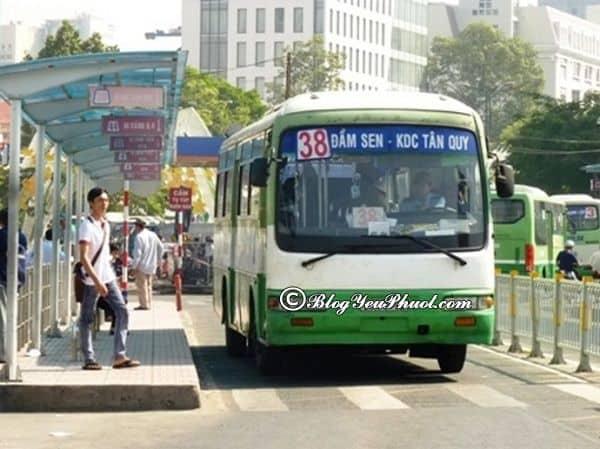 Phương tiện di chuyển từ Sài Gòn đến Đồng Nai: Hướng dẫn đi du lịch Đồng Nai từ Sài Gòn bằng xe bus