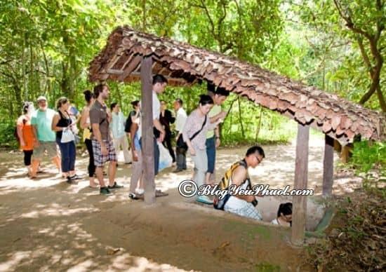 Khoảng cách từ Sài Gòn đi Củ Chi là bao nhiêu km? Hướng dẫn đường đi tới địa đạo Củ Chi từ Sài Gòn