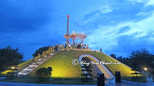 Du lịch Quảng Trị từ Sài Gòn đi đường nào? Kinh nghiệm di chuyển từ Sài Gòn tới Quảng Trị du lịch