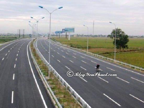 Đường đi từ Hà Nội đến Lạng Sơn: Hướng dẫn đường đi phượt Lạng Sơn từ Hà Nội