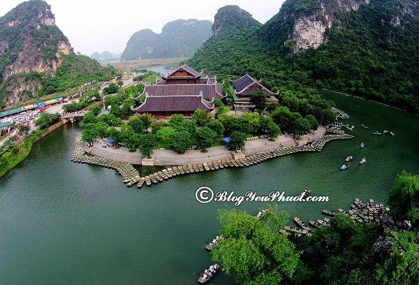 Nên du lịch Bái Đính vào thời gian nào? Kinh nghiệm đi từ Hà Nội tới Bái Đính nhanh, thuận lợi