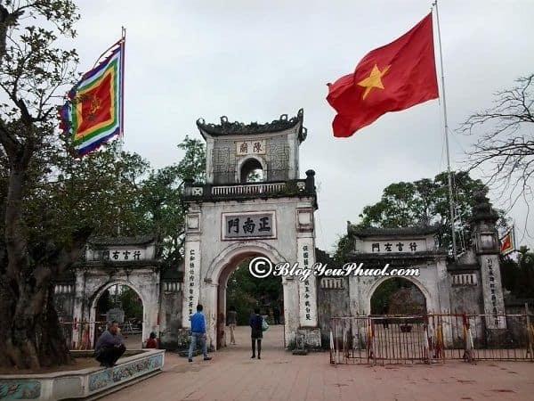 Khoảng cách từ Hà Nội đi Nam Định