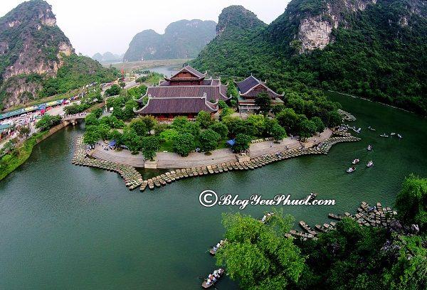 Khoảng cách từ Hà Nội đi Tràng An bao nhiêu km? Hướng dẫn đường đi phượt Tràng An từ Hà Nội