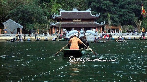 Đường đi từ Hà Nội đến Tràng An gần, nhanh nhất: Du lịch Tràng An từ Hà Nội đi đường nào?
