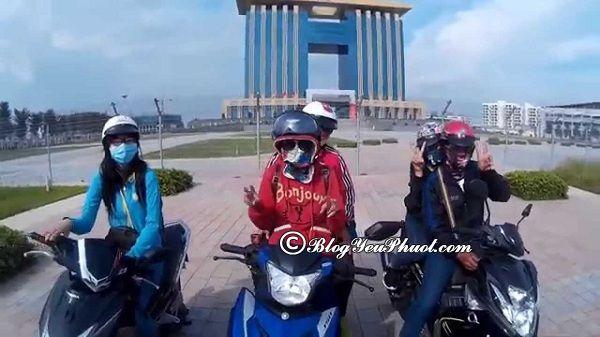 Cách di chuyển đến Bình Dương từ Sài Gòn bằng xe máy: Kinh nghiệm di chuyển từ Sài Gòn tới Bình Dương nhanh, thuận tiện