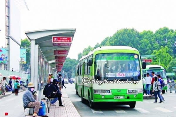 Phương tiện đi lại từ Sài Gòn đến Bình Dương: Kinh nghiệm di chuyển từ Sài Gòn tới Bình Dương bằng xe bus