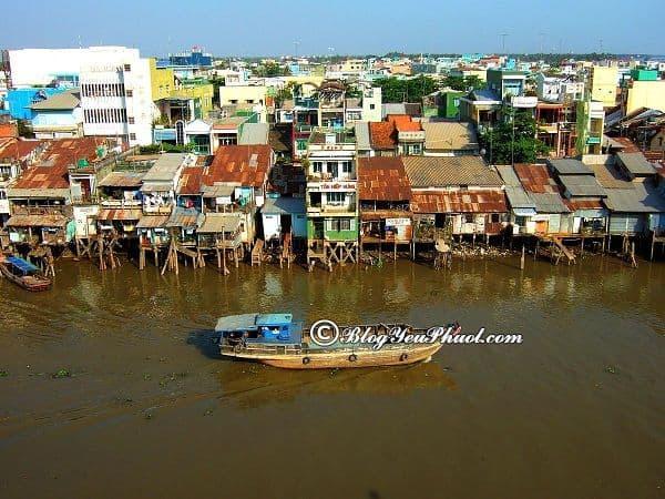 Kinh nghiệm di chuyển từ Sài Gòn tới Mỹ Tho: Du lịch Mỹ Tho từ Sài Gòn bằng phương tiện gì nhanh, giá rẻ?