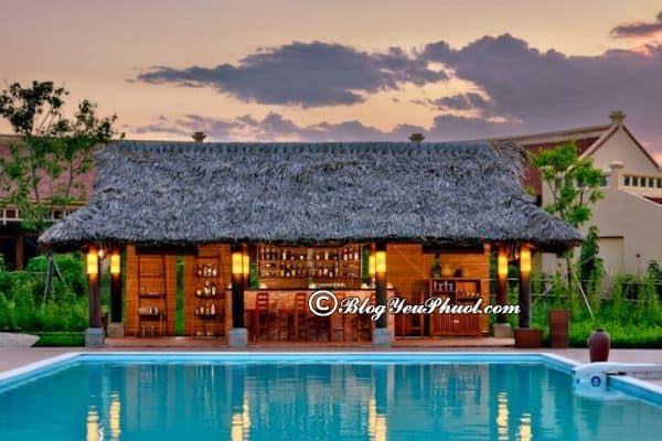 Khu nghỉ dưỡng đẹp, nổi tiếng ở Ninh Bình: Ninh Bình có những khu resort nào chất lượng tốt, sạch sẽ, tiện nghi?