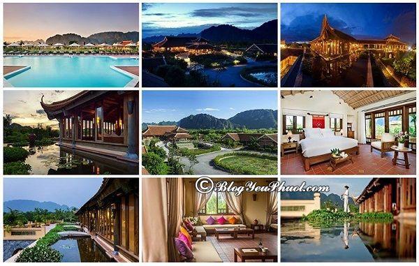 Đến Ninh Bình có khu nghỉ dưỡng nào chất lượng? Nên ở resort nào khi du lịch Ninh Bình?