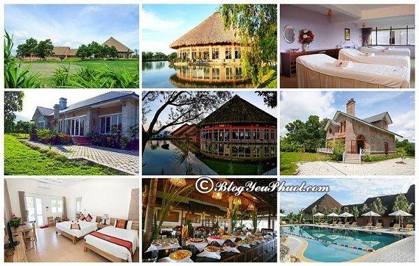 Nên ở khu nghỉ dưỡng nào khi đến Ninh Bình? Resort ở Ninh Bình view đẹp, chất lượng, giá tốt