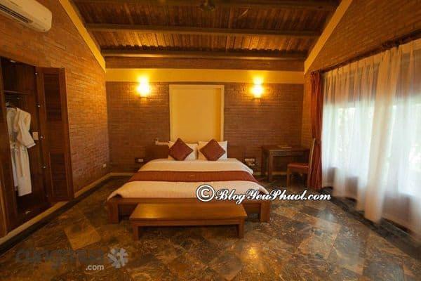 Địa chỉ resort nghỉ dưỡng đẹp, nổi tiếng, giá tốt gần Hà Nội: Quanh Hà Nội có những resort nào đẹp?