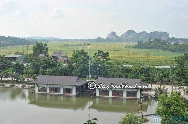 Địa điểm nghỉ dưỡng lý tưởng ở gần Hà Nội: Resort nào gần Hà Nội đẹp, tiện nghi đầy đủ?