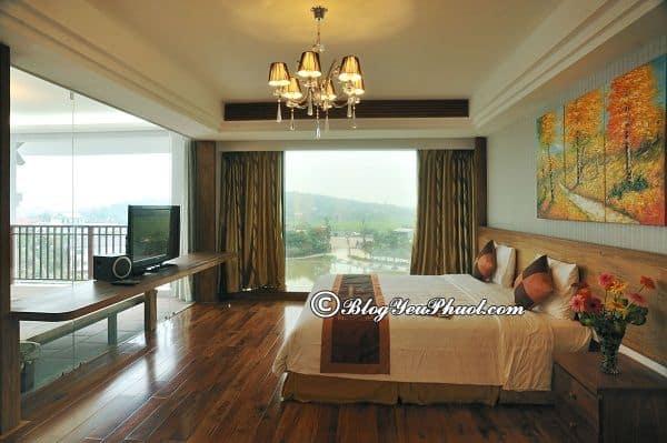 Khu nghỉ dưỡng 3 sao gần Hà Nội: Địa chỉ những resort nghỉ dưỡng lý tưởng, đẹp nhất gần Hà Nội