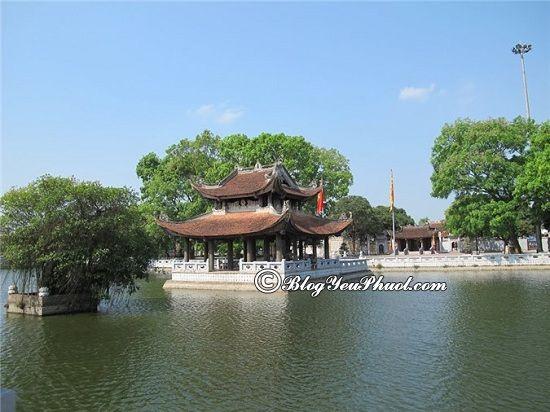 Kinh nghiệm du lịch Bắc Giang tự túc, giá rẻ: Du lịch Bắc Giang đi đâu chơi, tham quan, ngắm cảnh, chụp ảnh đẹp?