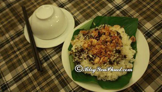 Các món ăn Bắc Giang/ Quán ăn ngon bổ rẻ tại Bắc Giang: Kinh nghiệm ăn uống khi đi du lịch Bắc Giang