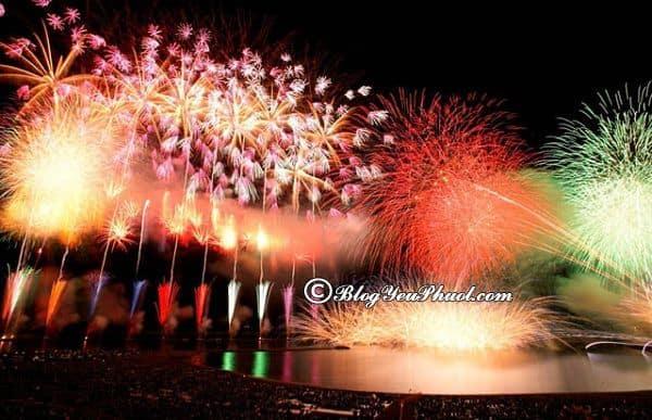 Chơi gì vui khi du lịch Ojiya, Nhật Bản? Địa điểm tham quan, vui chơi, ngắm cảnh, chụp ảnh đẹp ở Ojiya, Nhật Bản