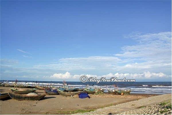 Kinh nghiệm du lịch biển Thịnh Long Hải Hậu