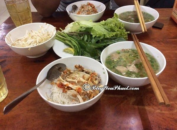 Ăn gì khi du lịch Gia Lai? Kinh nghiệm ăn uống khi đi phượt Gia Lai