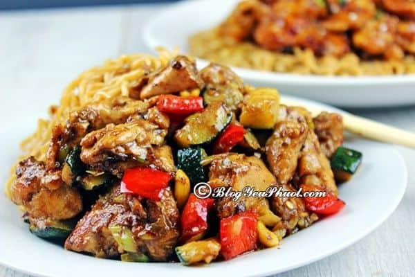 Ăn gì khi du lịch Thẩm Quyến? Món ăn ngon đặc sản nổi tiếng ở Thâm Quyến