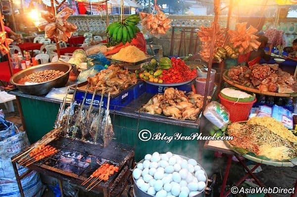 Nên mua sắm ở đâu khi du lịch Lào? Địa điểm mua sắm giá rẻ, nổi tiếng khi du lịch Lào
