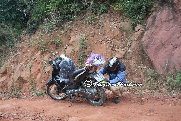 Để chuyến vượt đèo bằng xe máy đảm bảo an toàn cần phải lưu ý gì? Bí quyết vượt đèo thuận lợi, an toàn bằng xe máy