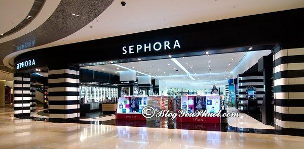 Mua gì khi du lịch Singapore? Nên mua gì về làm quà khi đi du lịch Singapore?