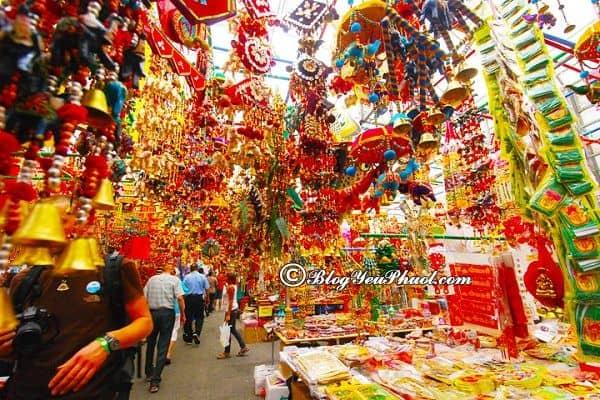 Những khu chợ sầm uất ở Singapore: Du lịch Singapore đi chơi ở chợ nào?