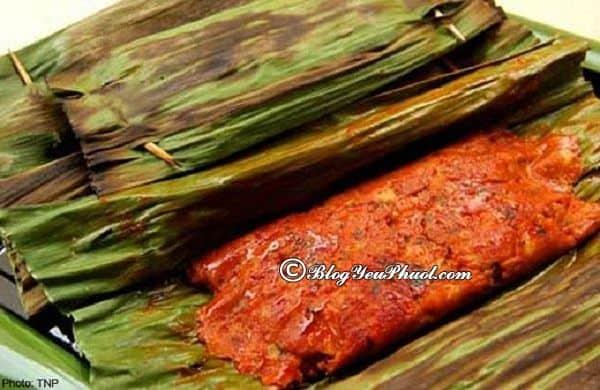 Món ăn đường phố hấp dẫn ở Singapore: Những món ăn đặc sản đường phố nổi tiếng ở Singapore