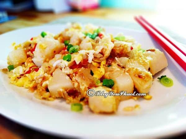 Món ăn đường phố ngon có nguồn gốc từ Trung Quốc ở Singapore: Những món đặc sản đường phố truyền thống hấp dẫn ở Singapore