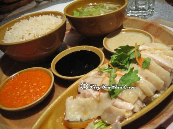 Du lịch Singapore ăn đặc sản đường phố nào ngon? Những món ẩm thực đường phố nổi tiếng, giá rẻ ở Singapore