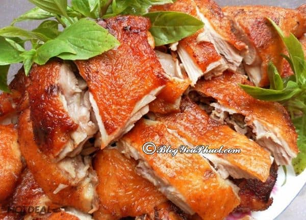Những món ăn ngon đặc sản Lạng Sơn: Đắc ản ngon, hấp dẫn ở Lạng Sơn