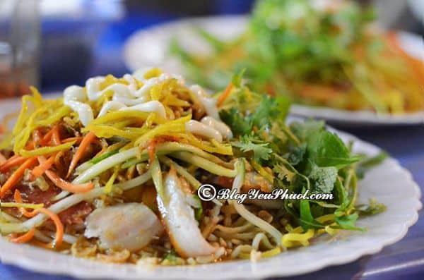Món ngon nổi tiếng Lạng Sơn - Phở chua nổi tiếng: Món ăn dân dã ngon, bổ, rẻ ở Lạng Sơn