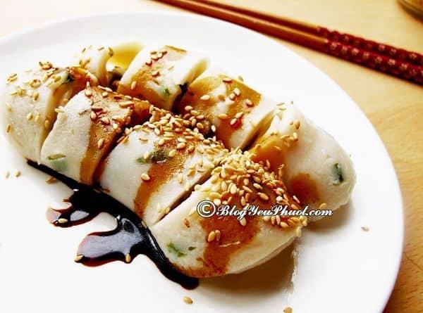 Những món ăn sáng ngon, hấp dẫn ở Singapore: Món ăn sáng truyền thống cực nổi tiếng ở Singapore