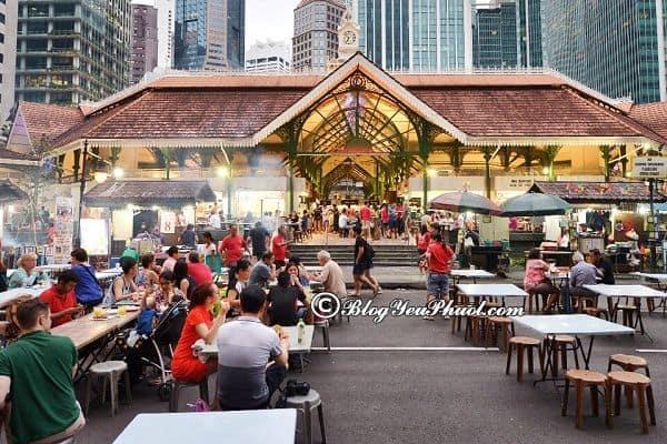 Địa điểm ăn uống ngon rẻ tại Singapore: Du lịch Singapore nên ăn sáng món gì, ở đâu?
