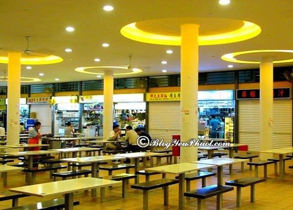 Ăn sáng ở đâu khi du lịch Singapore? Địa chỉ ăn sáng ngon, hấp dẫn ở Singapore