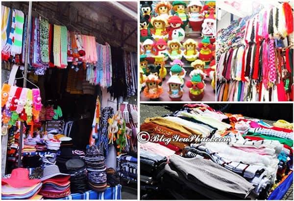 Những món quà nên mua khi du lịch Hà Nội