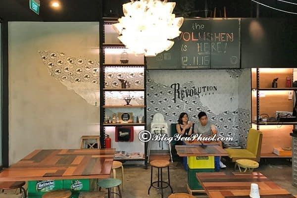 Những quán cà phê đẹp, nổi tiếng ở Singapore: Uống cafe ở đâu Singapore ngon, hấp dẫn?