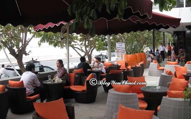 Café ngắm biển Vũng Tàu: Những quán cà phê ven biển, view đẹp, thoáng mát ở Vũng Tàu