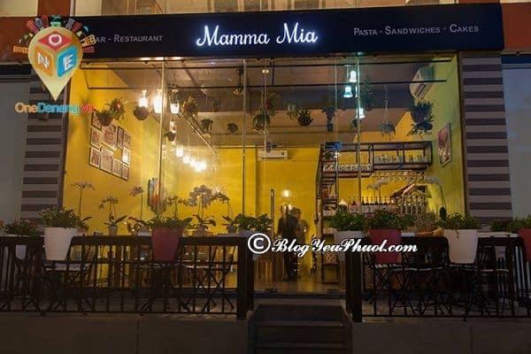 Địa chỉ quán ăn ngon, hấp dẫn đường Hàm Nghi, Đà Nẵng: Nên ăn quán nào trên đường Hàm Nghi?