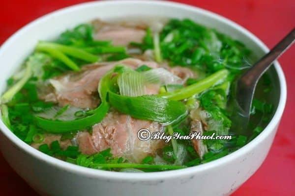 Quán ăn ngon đường Hàm Nghi, Đà Nẵng: Nên ăn quán nào trên đường Hàm Nghi, Đà Nẵng?
